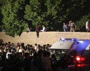Иранская полиция: взрыв в мечети не был терактом