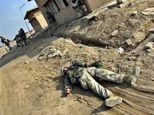 Пентагон: Война в Ираке -