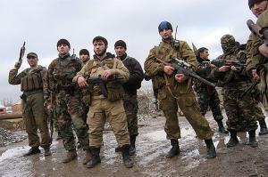 Ямадаева покинуло более 300 военнослужащих