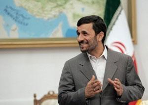 М. Ахмадинежад