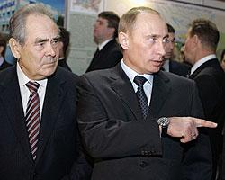 Владимир Путин хочет сохранить контроль над главами регионов