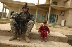 Американцы содержат в тюрьмах 500 иракских детей