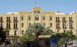 Ливанский президент пригласил Ахмадинежада посетить Ливан