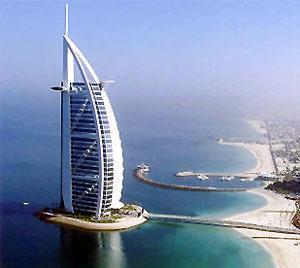 Самые роскошные отели находятся в Эмиратах, Пакистане и Иране
