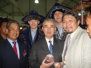 Малазийский халяль пришелся по вкусу чеченцам и казахам