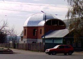 Во Владимире обустраивают мечеть