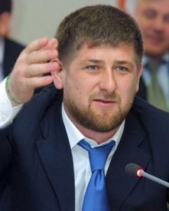 Рамзан Кадыров стал членом президиума Госсовета