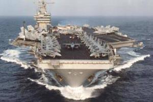 Ольмерт предложил США блокаду Ирана с моря