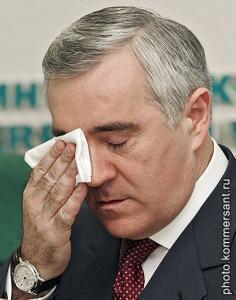 В Москве жестоко избит президент Ингушетии Мурат Зязиков