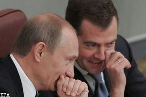 Путин и Медведев огорчили Запад. Россия продолжит «восточный марш»