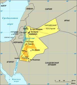 Иордания отмечает День независимости