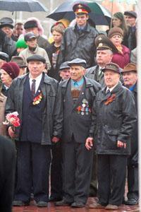 Воронежские мусульмане поздравляют с Днем победы
