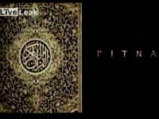 Чешские мусульмане организовали публичный показ фильма «Фитна»