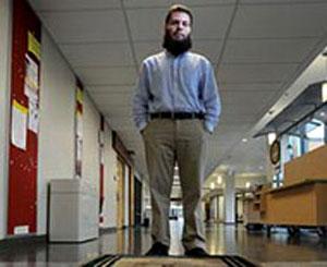 Канадский студент изобрел цифровой коврик для намаза