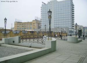 В Казани планируется построить мусульманский гостинично-ресторанный комплекс