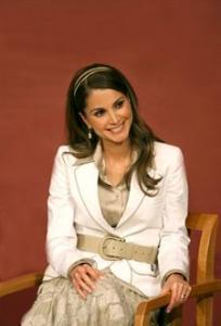 Королева Рания рассказала о героизме иракских женщин