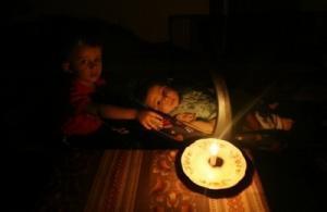 Сектор Газа погружается во тьму