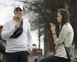 """Отказ от курения может быть """"заразным"""""""