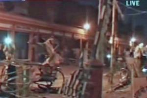 Взрывы в индийском центре туризма: 60 погибших