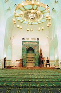 Кто остановит беспредел в Исторической мечети Петербурга
