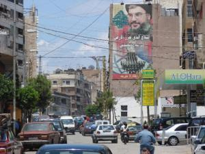 В шиитском квартале Бейрута у чужака нет шанцев остаться незамеченным