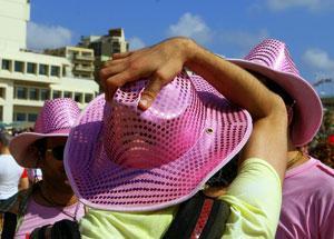 В Тель-Авиве установят памятник содомитам