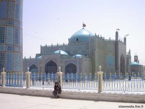Афганцам не дают строить медресе