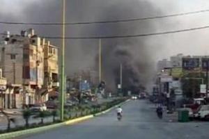 Бейрут парализован забастовкой