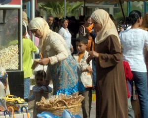 Тунисские власти запретили хиджаб в детских садах
