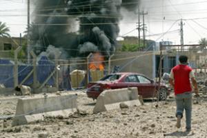 В ночной перестрелке в Багдаде погибло семь человек
