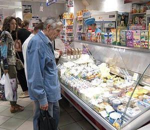 Половине россиян не хватает денег на еду