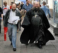 Лидер православного корпуса движения