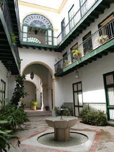 Дом кубинской мусульманской семьи