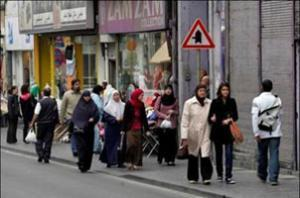 Еще одна школа в Бельгии запрещает ношение хиджаба