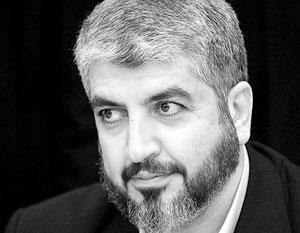 Глава политбюро движения ХАМАС Халед Машааль