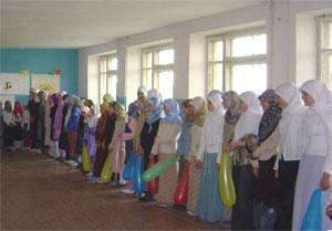 Летний лагерь для мусульманской молодежи