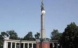 В Вене осквернен памятник советскому воину-освободителю
