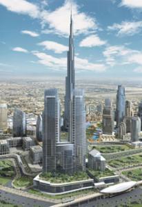 Здание Бурж Аль Араб в Дубаи