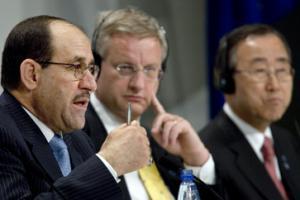 Премьер-министр Ирака: стране нужно больше поддержки, чтобы достичь политических целей и обеспечить безопасность
