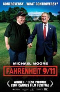 """Администрация Буша в шоке! Майкл Мур снимает продолжение """"Фаренгейта 9/11"""""""