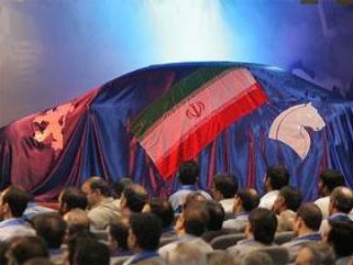 """""""Иран Ходроу"""" обещает ежегодно производить 20 тысяч автомобилей для инвалидов"""
