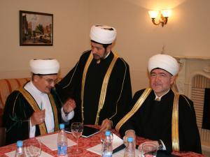 На заседании Совета муфтиев России. Фото: Ansar.Ru