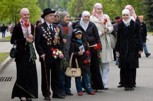 Ветеран: я вспоминал на войне о мусульманках