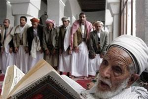 В Йемене пятничная молитва закончилась расстрелом мусульман