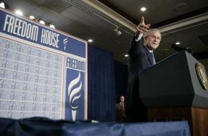 Freedom House: в США большие проблемы после 11 сентября