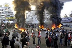 Лига арабских государств намерена спасти Ливан от гражданской войны