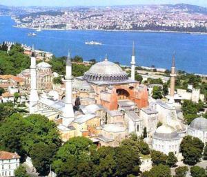 Мечеть Айя София, в прошлом Софийский собор