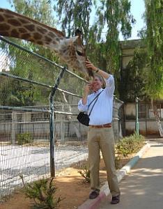 Иудеи начали есть жирафов
