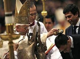"""Ватикан запретил съемки продолжения фильма """"Код да Винчи""""  в храмах Рима"""