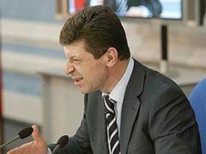 """Козак предложил России """"шарахаться"""" только в одну, унитарную сторону"""